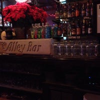 Photo taken at The Alley Bar by Jay J. on 2/8/2014