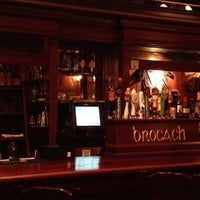 Photo taken at Brocach Irish Pub on the Square by Jay J. on 11/24/2012
