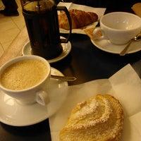 Photo taken at Bottega del Caffè Dersut by Annamaria F. on 11/21/2013