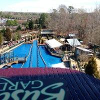 Photo taken at Busch Gardens Williamsburg by Summer M. on 4/1/2013