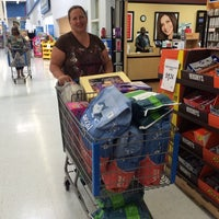 Photo taken at Walmart Supercenter by Rachel C. on 7/10/2014