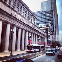 Photo taken at Chicago Union Station by Ronnie B. on 9/20/2013
