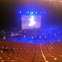 Photo taken at Zénith Arena by Philippe V. on 6/2/2013