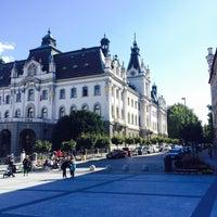 Photo taken at Ljubljana by Levent Ç. on 10/5/2016