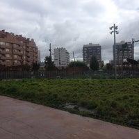 Photo taken at Parque de Juegos El Galeon (Parque del Barco Pirata) by Carpe diem on 11/14/2013