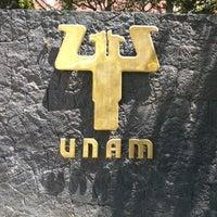 Photo taken at Facultad de Psicología, UNAM by Yoss S. on 5/31/2013