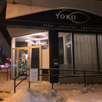 Photo taken at Yoko by Marie-Claire D. on 12/26/2013