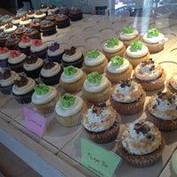 Photo taken at Swirlz Cupcakes by Elysia N. on 7/19/2013