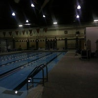 Photo taken at Offutt Field House by Ron G. on 1/27/2014