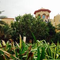 Photo taken at Murdoch University Dubai by Tarık Emre Y. on 2/23/2015