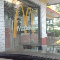 Photo taken at McDonald's by david w. on 8/6/2013