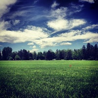 Photo taken at Cheesman Park by Brit on 5/26/2013