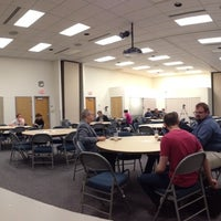 Photo taken at Kansas State Polytechnic - Salina by Paul G. on 4/10/2014