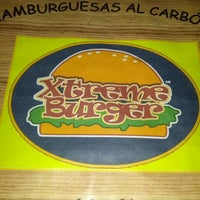 Photo taken at Xtreme Burger by Edgar E. on 1/27/2013