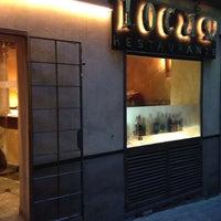 Photo taken at Restaurante Locum by Federico R. on 5/10/2014