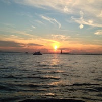 Photo taken at Statue of Liberty Ferry by Chris L. on 1/30/2013