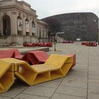 Das Foto wurde bei MuseumsQuartier von Francesco V. am 3/29/2013 aufgenommen
