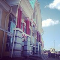 Photo taken at Железнодорожный вокзал Бийска by Egor G. on 5/31/2013