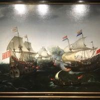 Photo taken at Het Scheepvaartmuseum by Jarouš K. on 6/14/2016