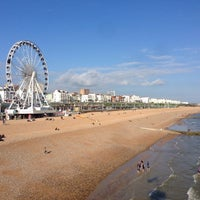Photo taken at Brighton Road by TUALEK S. on 6/15/2013