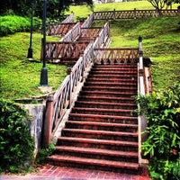 Photo taken at Fort Canning Park by Monthon S. on 10/20/2012