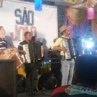 Photo taken at Shopping Luiza Motta by Emmily V. on 5/24/2013