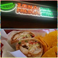 Photo taken at Zona Fresca by Mari P. on 6/25/2016