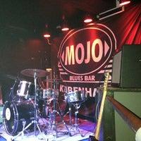 Photo taken at Mojo Blues Bar by Nils G. on 2/21/2013