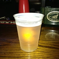Photo taken at The Lion's Den Pub and Grill by Paul G. on 8/29/2013