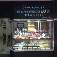 Photo taken at Sedef Kuyumculuk by Murat M. on 7/15/2013