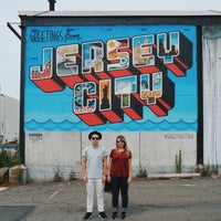 Photo taken at Jersey City, NJ by ⚡️ Shaun T. on 7/3/2016