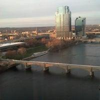 Photo taken at JW Marriott Hotel by Jodi V. on 12/8/2012