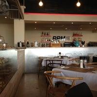 Photo taken at BBM Cafe by Lance R. on 9/21/2012