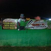 Photo taken at Lanchonete da Lombada Carivaldo by Akemi M. on 9/15/2013