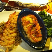 Photo taken at Red Lobster by luizeduardocm on 11/28/2012