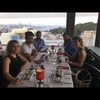 Photo taken at Olive Restaurant by Aynur B. on 8/7/2016