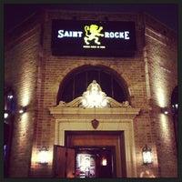 Photo taken at Saint Rocke by Timothy W. on 3/14/2013
