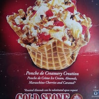 Photo taken at Cold Stone Creamery by Shaun S. on 12/23/2014