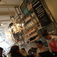 Photo taken at Stock Café by Alex B. on 4/4/2013