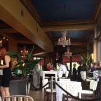Photo taken at Café & Bar Lurcat by James J. on 5/22/2013
