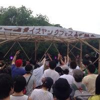 Photo taken at 狩野川さくら公園 by KaZ on 5/23/2015