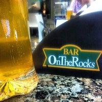 Photo taken at On The Rocks by Luriro on 12/18/2012