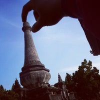 Photo taken at Monumen Puputan Klungkung by Ost M. on 3/16/2014