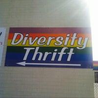 Photo taken at Diversity Thrift by Antonieta R. on 4/18/2014