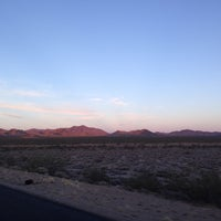 Photo taken at Mojave Desert by Danny S. on 5/30/2014