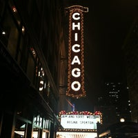 Photo taken at The Chicago Theatre by Shanna Q. on 10/18/2012