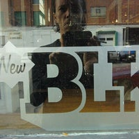 Photo taken at The New BLK by Shawn B. on 10/11/2012