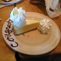 Photo taken at The Cheesecake Factory by Angela P. on 6/17/2013