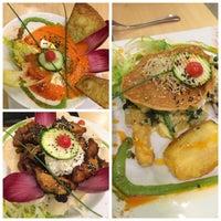 Photo taken at Restaurante Yerbabuena by Irene L. on 3/27/2016