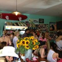 Photo taken at Joni's Montauk by Norie U. on 7/4/2013